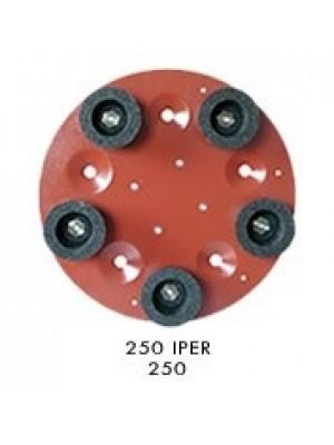 Disco con 5 mole al carburo di silicio per Ipertitina Raimondi