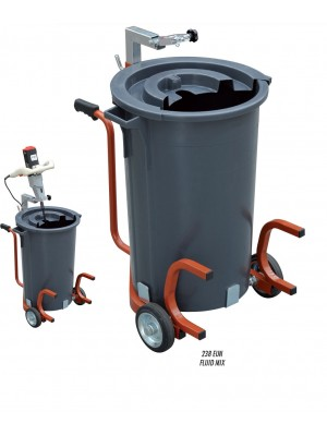 Secchio per miscelatore FLUID MIX Raimondi