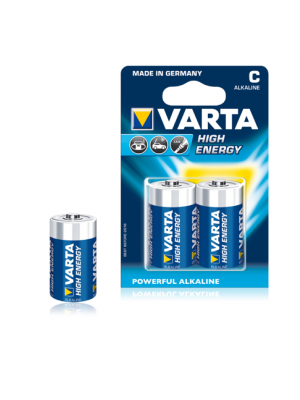 Batterie high energy C VARTA